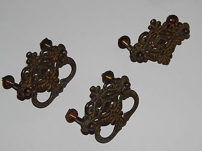 lot !! antique Frech handles of furniture ,cabinet :  bronze ,made 19th century