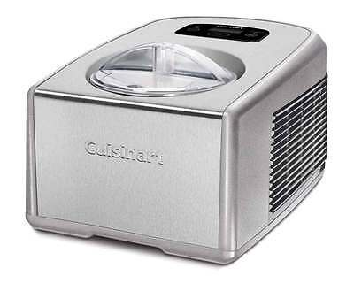 NEW CUISINART Ice Cream Maker with Compressor $649.95 SAVE SAVE
