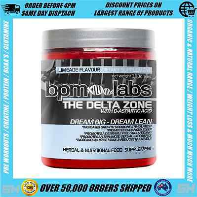 Bpm Labs Delta Zone Sleep Aid Gh Formula 30 Serves