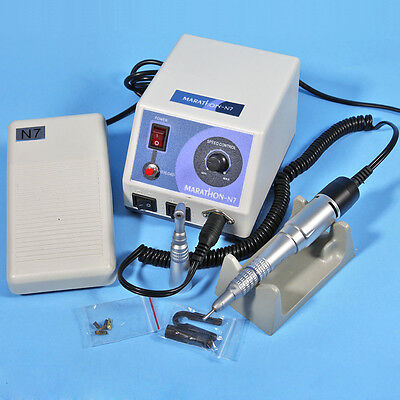 N7 Zahnarzt Labor Mikromotor Polisher Electric Motor Straight Contra Handpiece S