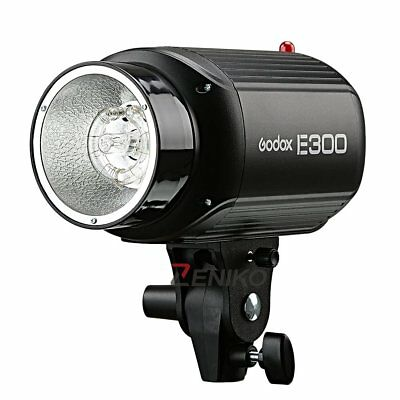 Godox E300 300W Photography Studio Strobe Flash Light Wireless Control Port 220V