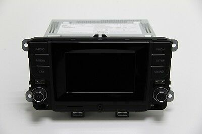 original vw radio rcd composition media rcd510 caddy. Black Bedroom Furniture Sets. Home Design Ideas