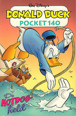 Donald Duck Pocket 140 - De Hotdogheld