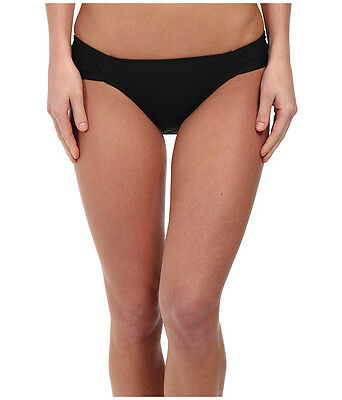 Nwt $42  Carve Designs  Large  Cardiff  Black  Tab Side   Bikini  Bottom Only