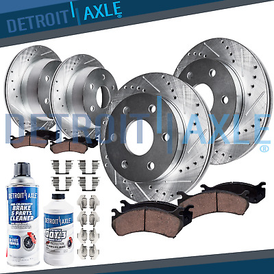 Brand New Complete 8pc Front Suspension Kit for Ford Explorer Ranger Mountaineer