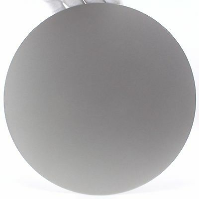 """NO CENTER HOLE 12"""" inch Grit 1000 Diamond coated Flat Lap Disk Grinding Wheel"""