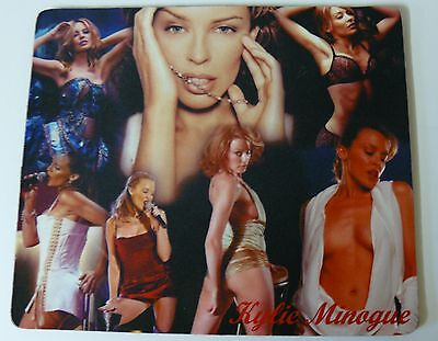KYLIE MINOGUE - Quality Mouse Pad or Place Mat