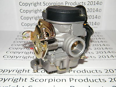 Scooter Performance Carburetor 20mm GY6 50cc Chinese Scooter Parts 139QMB 1P39QM