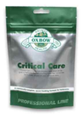 Oxbow Critical Care for Herbivores 141g, Premium Service, Fast Dispatch