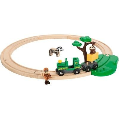 Brio 33720 BRIO Safari Bahn Set