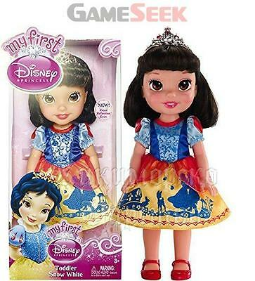 My First Snow White - Toddler Doll - Dolls And Playsets Brand New Free Delivery