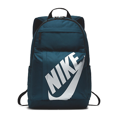 Nike All Access Rucksack Backpack Back Pack Blue 2 compartment Back to School