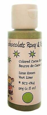 Cocoa Butter -  2 oz - Lime Green