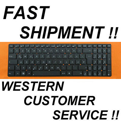 with Frame Replacement for ASUS K751 K751L K751LA K751LAV K751LD K751LDV X751 X751L X751LA X751LAV X751LD X751LDV New US Black English Laptop Keyboard
