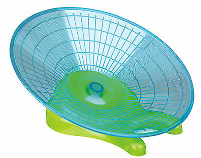 Running Disc Flying Saucer Exercise Wheel for Rats & Degus 30cm