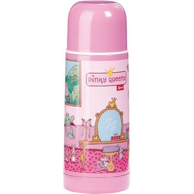 Sigikid 24381 Isolierflasche Pinky Que