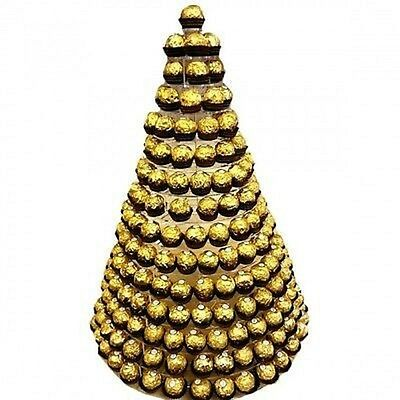 Round Ferrero Rocher Display Stand