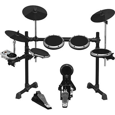 Behringer XD8USB 8-Piece Electronic Drumset with Drum Module XD8-USB  New!