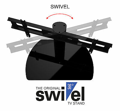"""New Replacement Swivel TV Stand/Base fits most Samsung 37""""-70"""" LCD/LED/Plasma"""