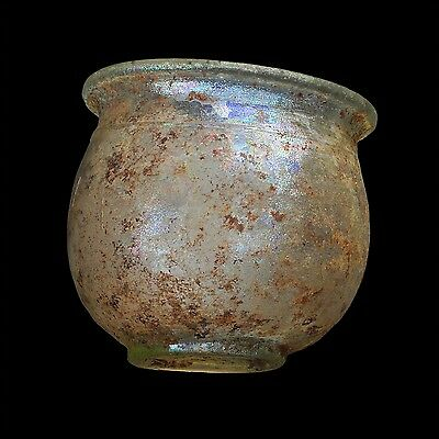 Aphrodite- Ancient Roman Glass  Bowl