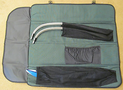 Greatree Archery Rollup take-down bow case