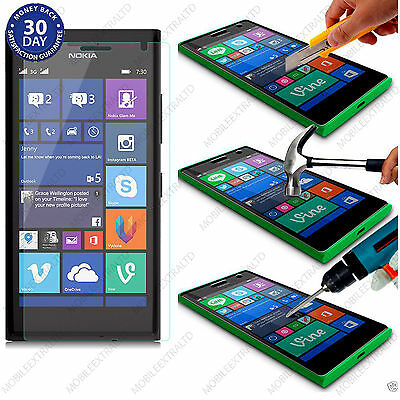 GORILLA Tempered Glass Scratch Proof Film Screen Protector For Nokia Lumia Phone