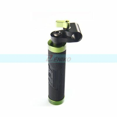 LanParte SH-01 Single Basic Handle Grip For 15mm Rod Rail DSLR Support Rig