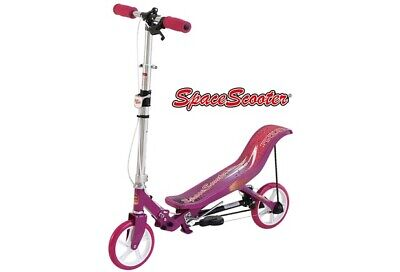 Space Scooter X 580 pink