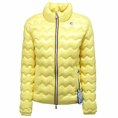 5564N giubbotto KWAY VIOLETTE LIGHT THERMO giacche donna jackets woman