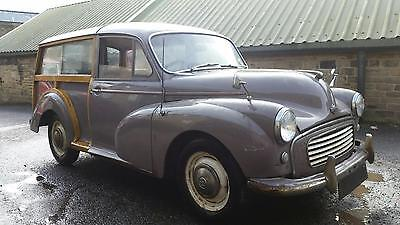 Morris Minor Traveller, Be involved in the next WRCC Build! finished to any spec