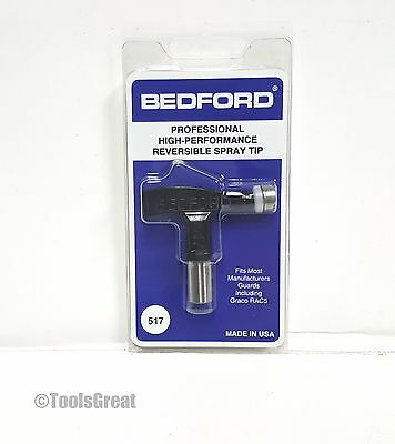 New Bedford Professional Reversible Paint Spray Tip 517