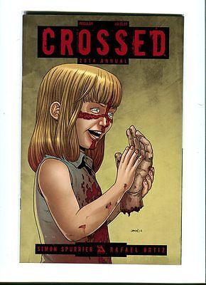 Crossed   Annual  2014 .  Avatar  Press - VF