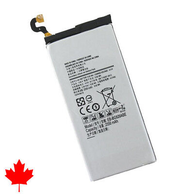 Brand NEW Samsung Galaxy S6 Replacement Battery EB-BG920ABE 2550mAh
