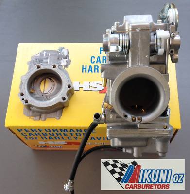 Mikuni Carburetor 42-11 HSR42 Easy Kit for Harley Davidson Sportster & Buell