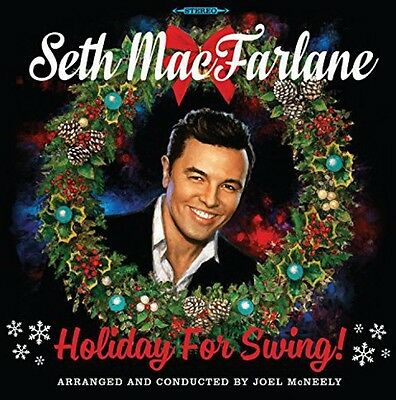 Holiday For Swing - Seth Macfarlane (2014, Vinyl NEU)