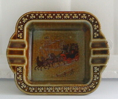 Irish Porcelain Wade Co Armagh pottery Ashtray
