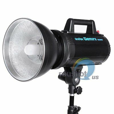 Godox Gemini GS-300 Speed Studio Strobe Flash Light Lamp Head 220V 300W 300WS