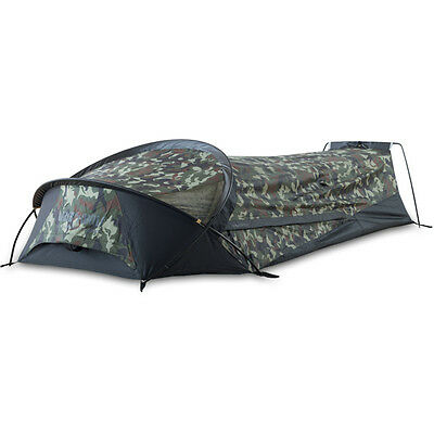 Blackwolf Stealth Bivy Camo Lightweight Hiking Tent