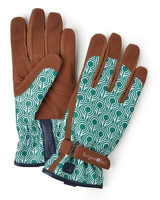 Love the Glove Gardening Gloves Deco By Burgon & Ball SMALL/MED or MED/LARGE