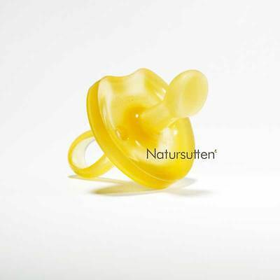 Natursutten Orthodontic 100% natural baby, and infant pacifier - Made in Italy