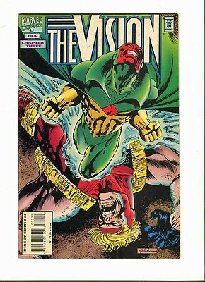 The Vision  3 of 4  . Marvel 1995  - FN +
