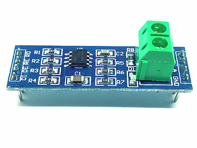 MAX485 Transceiver Converter Module TTL To RS-485 Industrial Network MAX-485