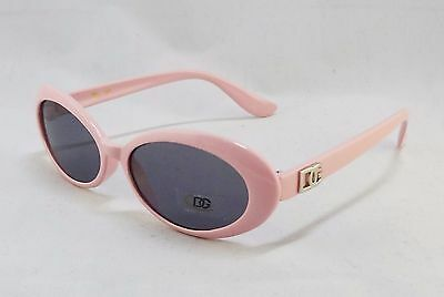 Kid's DG Eyewear Sunglasses PINK Children's Designer Fashion Small Girls New
