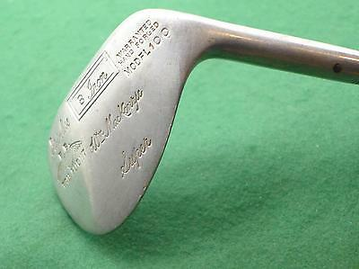 "Single iron: Classic Collectible Wm McKenzie ""Tru Flight"" Forged 8 iron GMC110"