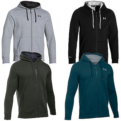 Under Armour Storm Rival FZ 1250784 1280781 men's Hoodie Running jacket NEW