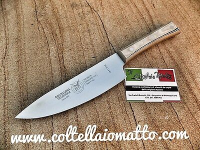 Coltello Chef Trinciante - Lama 16 Cm - Made In Italy - Paperstone