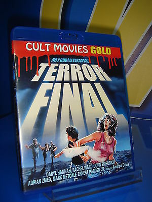 pelicula Bluray TERROR FINAL cult movies