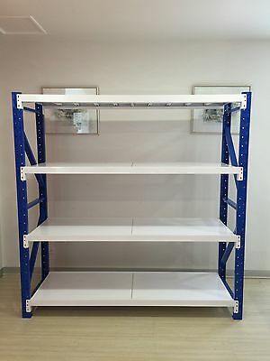 Limited time only 960kgs Heavy Duty Garage Racking Warehouse Shelving
