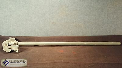 "Ideal 74-003 1"" Emt 3/4"" Rigid Conduit Bender Head & Handle    84206"
