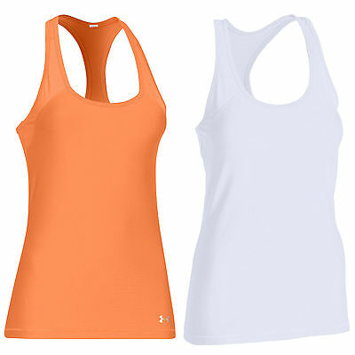 Under Armour Damen-Tanktop Armour Mesh Tank 1253672 Top Joggen Laufshirt Sport